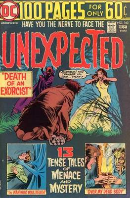 The Unexpected (Comic Book) #160