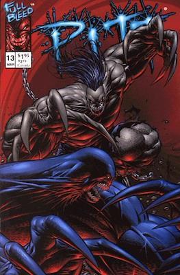 Pitt (Comic Book) #13