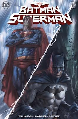 Batman / Superman (2019 -Variant Cover) (Comic Book) #1.9
