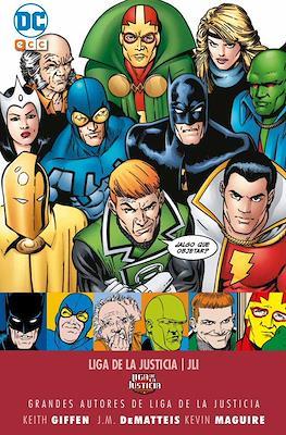 Grandes Autores de Liga de la Justicia: Keith Giffen, J.M. Dematteis y Kevin Maguire - JLI