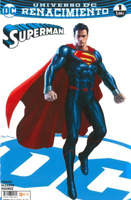 Superman. Nuevo Universo DC / Renacimiento. Portadas alternativas (Grapa) #56.1