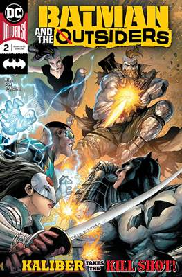 Batman And The Outsiders Vol. 3 (2019) #2