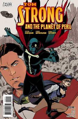 Tom Strong and the Planet of Peril (Grapa) #2