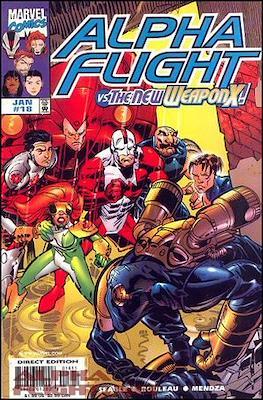 Alpha Flight Vol. 2 (1997-1999) (Comic Book) #18