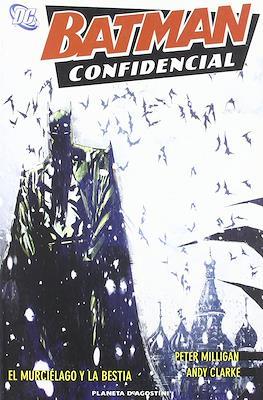 Batman Confidencial (Rústica 96-168 pp) #7