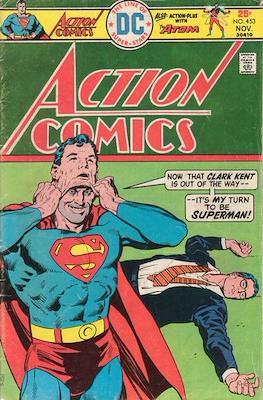 Action Comics Vol. 1 (1938-2011; 2016-) (Comic Book) #453
