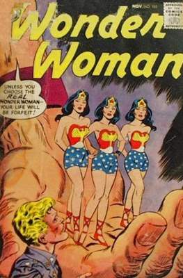 Wonder Woman Vol.1 (1942-1986; 2020-) (Comic Book) #102