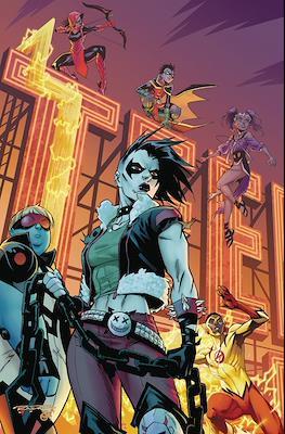 Teen Titans Vol. 6 (2016-Variant Cover) (Comic Book) #38
