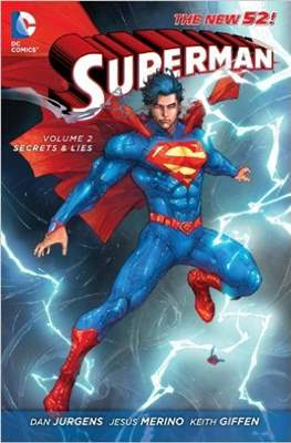 Superman Vol. 3 The New 52 (2011-2016) (Hardcover) #2