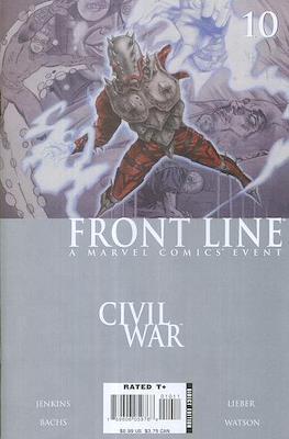 Civil War: Front Line (Comic-Book) #10