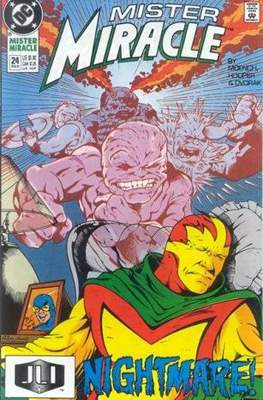 Mister Miracle (Vol. 2 1989-1991) (Comic Book) #24