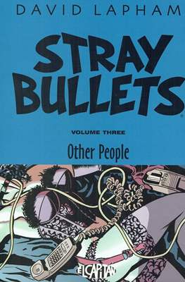 Stray Bullets. The Hardcover Edition (Hardcover) #3