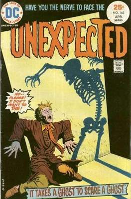 The Unexpected (Grapa) #163