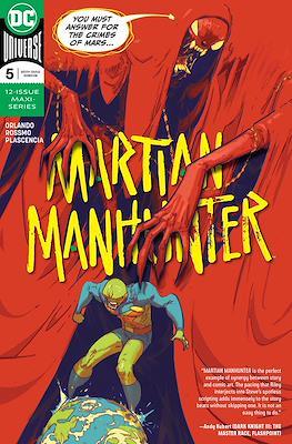 Martian Manhunter Vol. 5 (2018-...) (Comic Book) #5