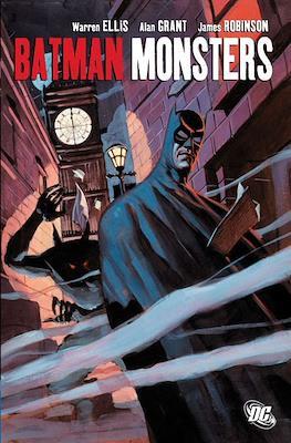 Batman Monsters