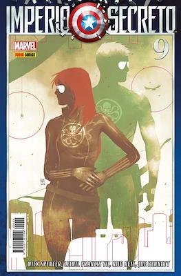 Imperio Secreto (Portadas Alternativas) (Grapa) #9