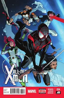 All-New X-Men (Comic Book) #34