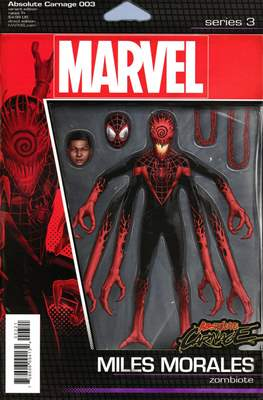 Absolute Carnage (Variant Cover) #3.4