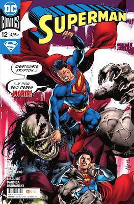 Superman. Nuevo Universo DC / Renacimiento (Grapa) #91/12