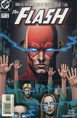 The Flash Vol. 2 (1987-2006) (Comic Book) #171