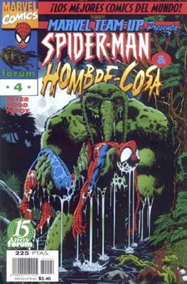 Marvel Team-Up Presenta (1998-1999) (Grapa 24 pp) #4