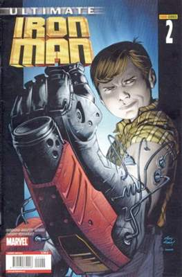 Ultimate Iron Man (2006) #2