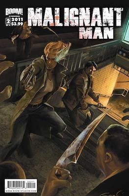 Malignant Man (Comic Book) #2