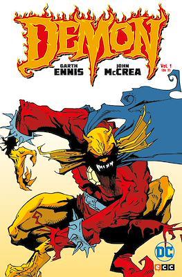Demon de Garth Ennis (Cartoné 296-288 pp) #1