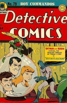 Detective Comics Vol. 1 (1937-2011; 2016-) (Comic Book) #79