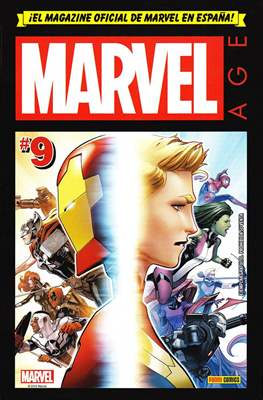 Marvel Age (2016-) (Grapa) #9