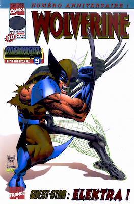 Serval / Wolverine Vol. 1 (Agrafé) #50