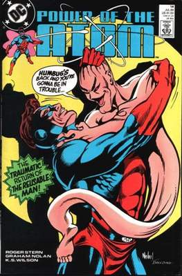 Power of the Atom (Comic Book) #14