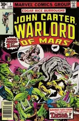 John Carter Warlord of Mars Vol 1