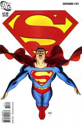 Superman Vol. 1 / Adventures of Superman Vol. 1 (1939-2011) (Comic Book) #707