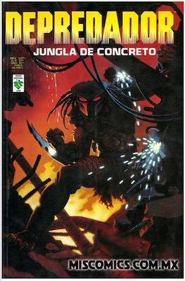 Depredador - Jungla de concreto