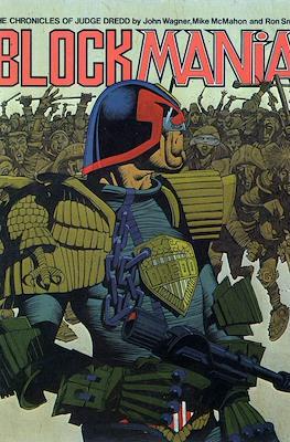 Block Mania The Chronicles of Judge Dredd