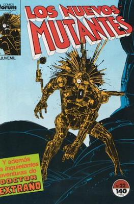 Los Nuevos Mutantes Vol. 1 (1986-1990) (Grapa 32-64 pp) #22