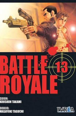 Battle Royale (Rustica con sobrecubierta) #13