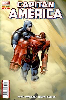 Capitán América Vol. 7 (2005-2011) (Grapa) #52
