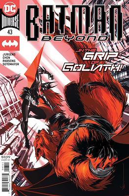 Batman Beyond (Vol. 6 2016-...) #43