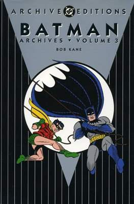 DC Archive Editions. Batman (Hardcover) #3