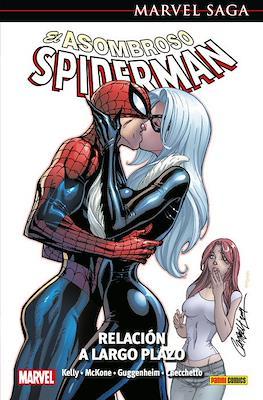 Marvel Saga: El Asombroso Spiderman (Cartoné) #24