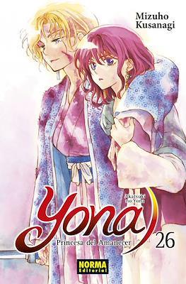 Yona, Princesa del Amanecer #26