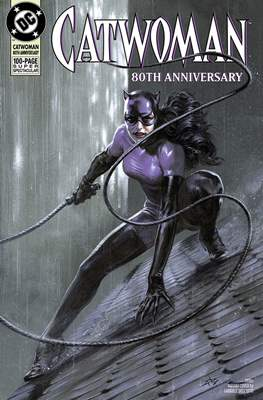 Catwoman 80th Anniversary 100-Page Super Spectacular (Variant Cover) (Softcover 100 pp) #1.5