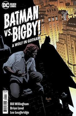 Batman Vs. Bigby! A Wolf In Gotham