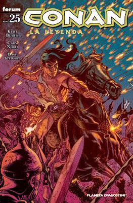 Conan. La Leyenda (Grapa 28-116 pp) #25