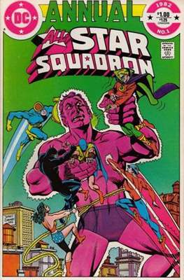 All-Star Squadron Annual