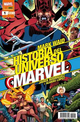 Historia del Universo Marvel (Edición especial) (Grapa 40 pp) #1