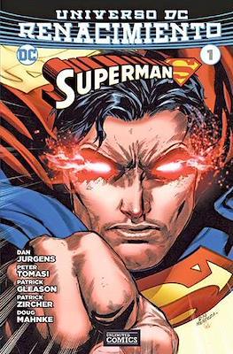 Superman: Renacimiento (Rústica) #1