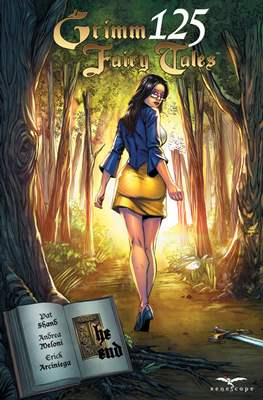 Grimm Fairy Tales (Comic Book) #125